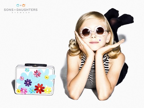 Daisy sunglasses for girls The House of Eyewear Paris
