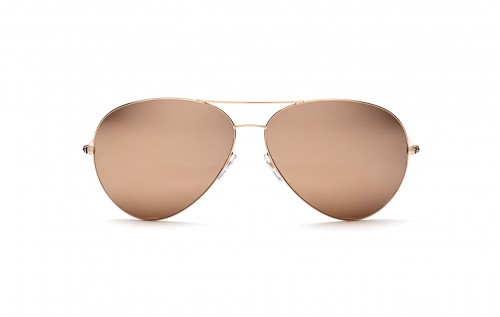 Victoria Beckham verres Or Rose Aviator chez The House of Eyewear Opticien Paris