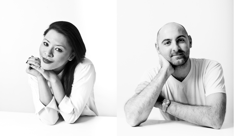 Simon Jablon Tracy Sedino Designers Createurs Linda Farrow The House of Eyewear Opticien Paris