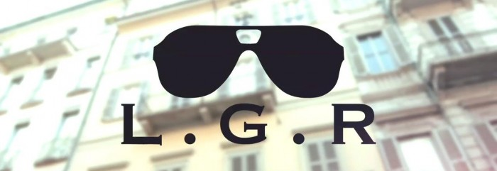 Logo LGR Eyewear The House of Eyewear Optician Paris