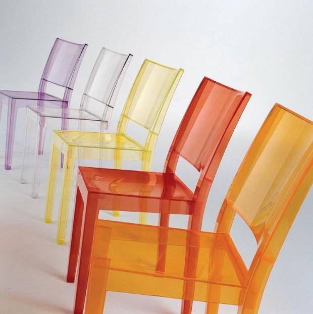 Chaise Marie Philippe Starck The House of Eyewear Opticien Paris