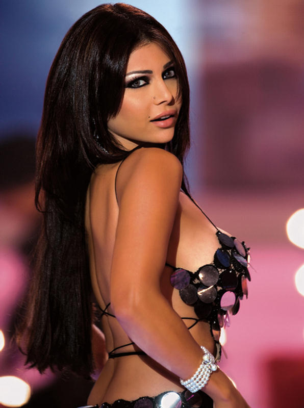Hot images of haifa wehbe with huge tits opinion you
