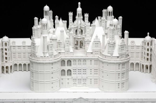 Maquette Imprimante 3D The House Of Eyewear Opticien Paris