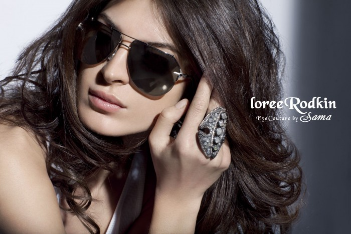 Sama Sunglasses Loree Rodkin The House of Eyewear Optician Paris
