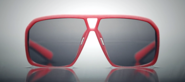 Lunettes de Soleil Mykita Mylon Imprimante 3D  The House Of Eyewear Opticien Paris