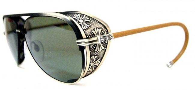 Lunettes de Soleil Chrome Hearts Oeillères Siècle Retour aux Origines The House of Eyewear Opticien Paris