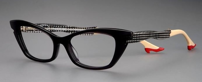 Face à Face Eye Glasses Shoes Temples Bocca Century Back to Origins The House of Eyewear Optician Paris