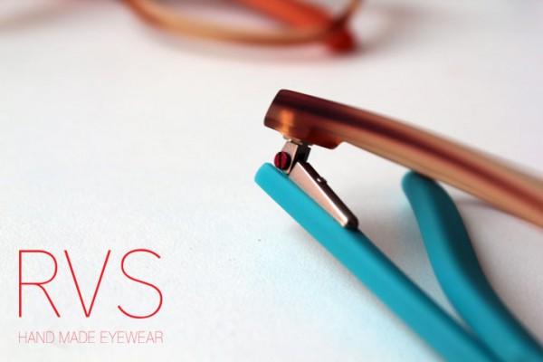 RVS By V Marque Turque Vidal Erkohen Lunettes de Soleil Vis Rouge The House Of Eyewear Opticien Paris