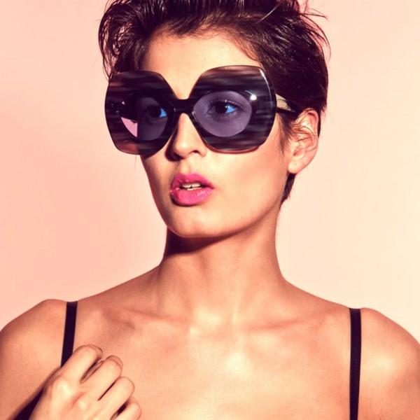 RVS By V Vidal Erkohen Turkish Brand Acetate Sunglasses The House Of Eyewear Optician Paris