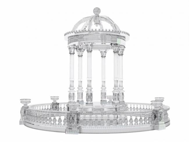 baccarat s invite au petit palais by sandrine the. Black Bedroom Furniture Sets. Home Design Ideas