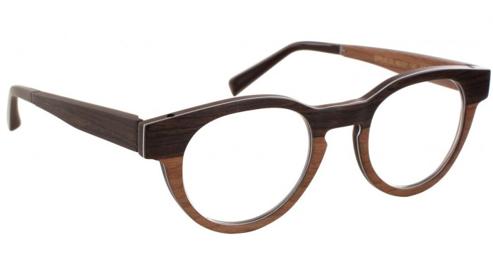 LUNETTES DE VUE EN BOIS GOLD AND WOOD THE HOUSE OF EYEWEAR OPTICIEN PARIS