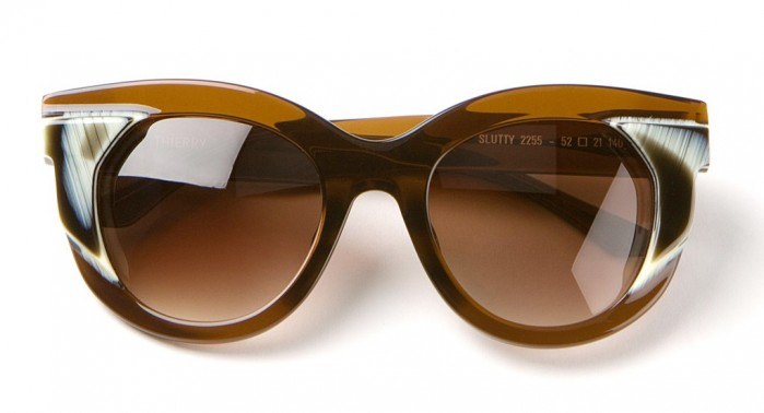 THIERRY LASRY LUNETTES DE SOLEIL ACETATE THE HOUSE OF EYEWEAR OPTICIEN PARIS