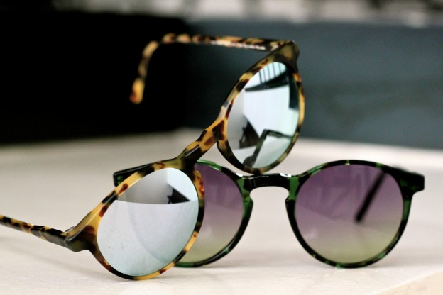 LUNNETTES TRENDY KYME ITALIE THE HOUSE OF EYEWEAR PARIS ACETATE