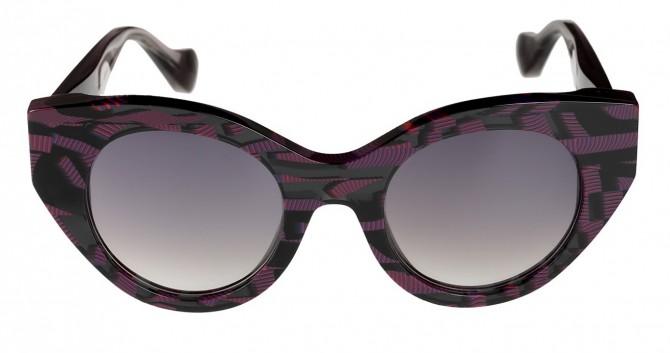 Fendi x Thierry Lasry Collection Capsule Lunettes de Soleil Femme The House of Eyewear Opticien Paris 4