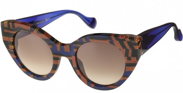 Fendi x Thierry Lasry Collection Capsule Lunettes de Soleil Femme The House of Eyewear Opticien Paris