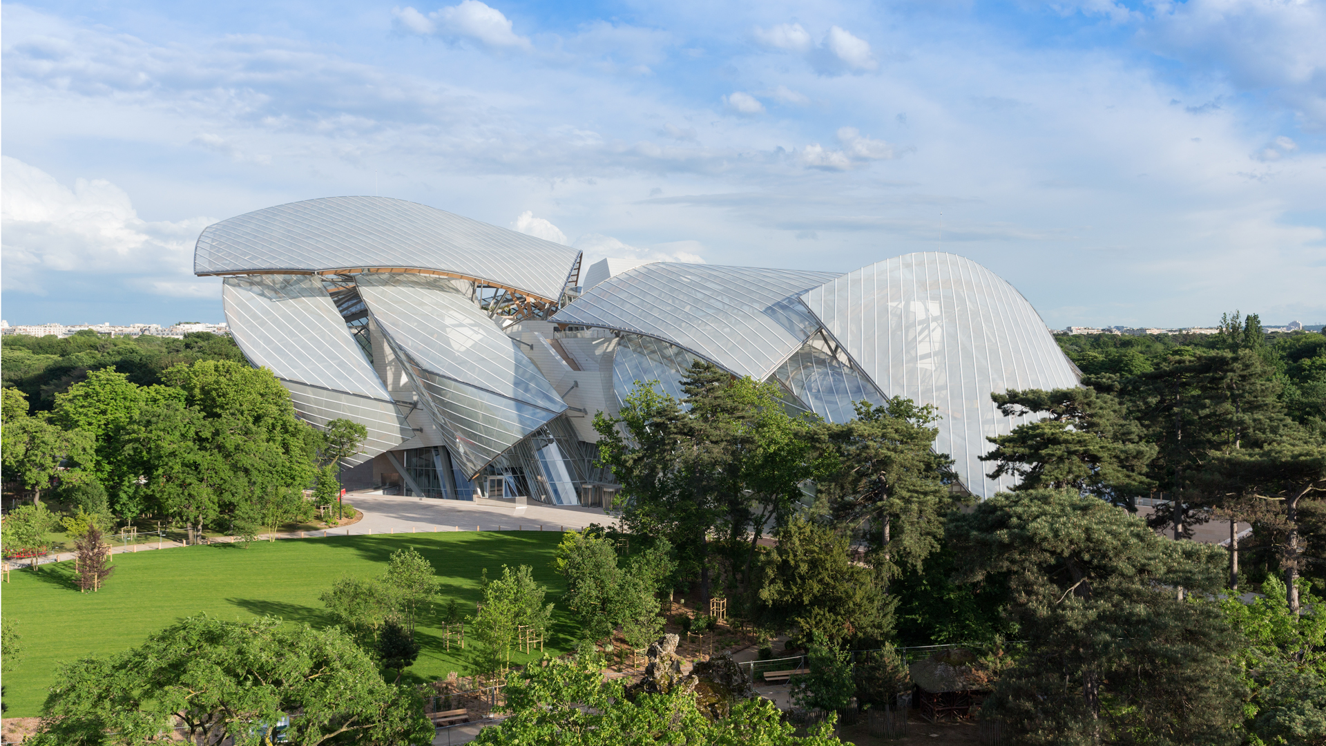 Fondation Louis Vuitton Franck Gehry