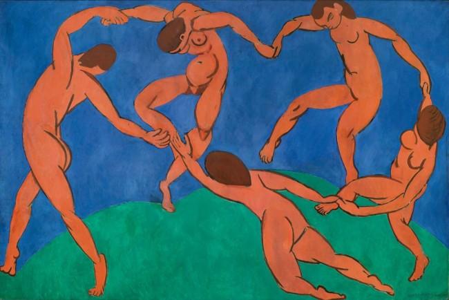 Les Clefs d'une Passion Henri Matisse La danse Fondation Louis Vuitton