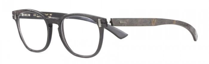 Hoffmann Natural Eyewear Hand Mae stone Eyeglasses The House of Eyewear Optician Paris