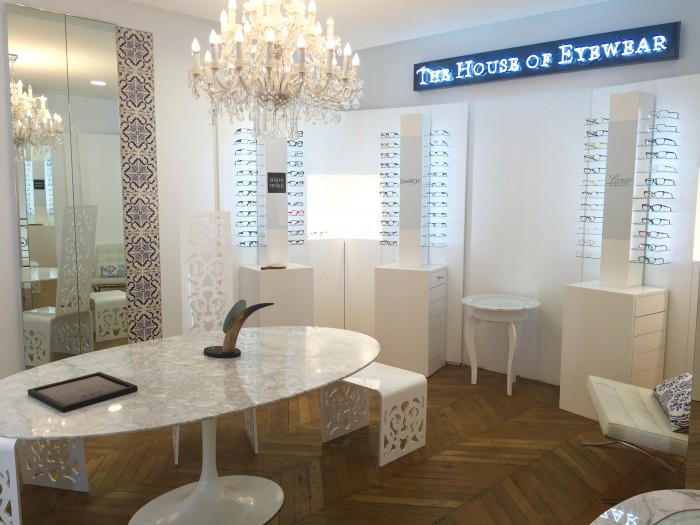 Premier Etage Boutique The House of Eyewear Opticien Paris