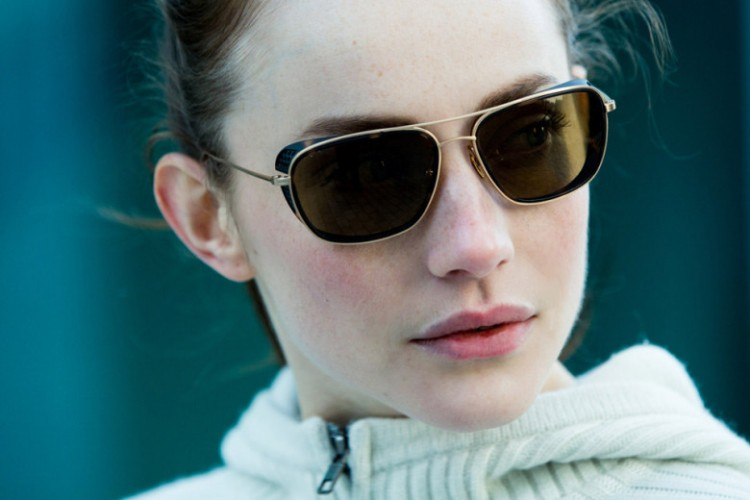 SALT. + Aether Collection Lunettes de Soleil Mixtes The House of Eyewear Opticien Paris