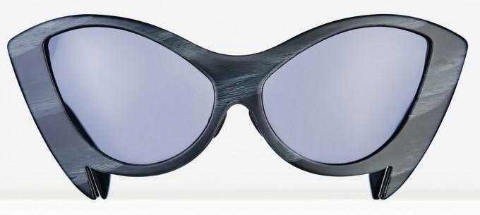 Fakoshima Blue Sunglasses The House of Eyewear