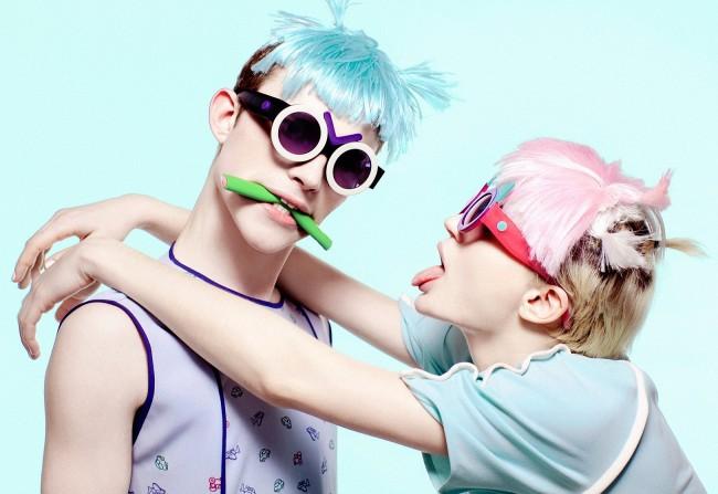 Fakoshima Fun Sunglasses The House of Eyewear