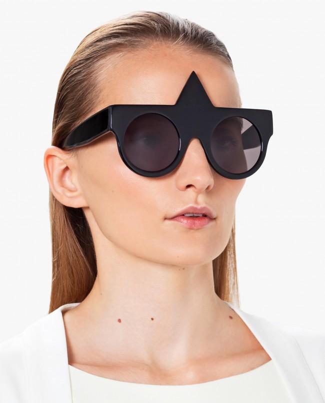 Fakoshima Sunglasses BlackThe House of Eyewear
