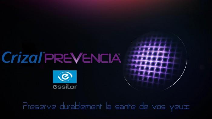 essilor-crizal-prevencia chez The House of Eyewear Opticien Paris