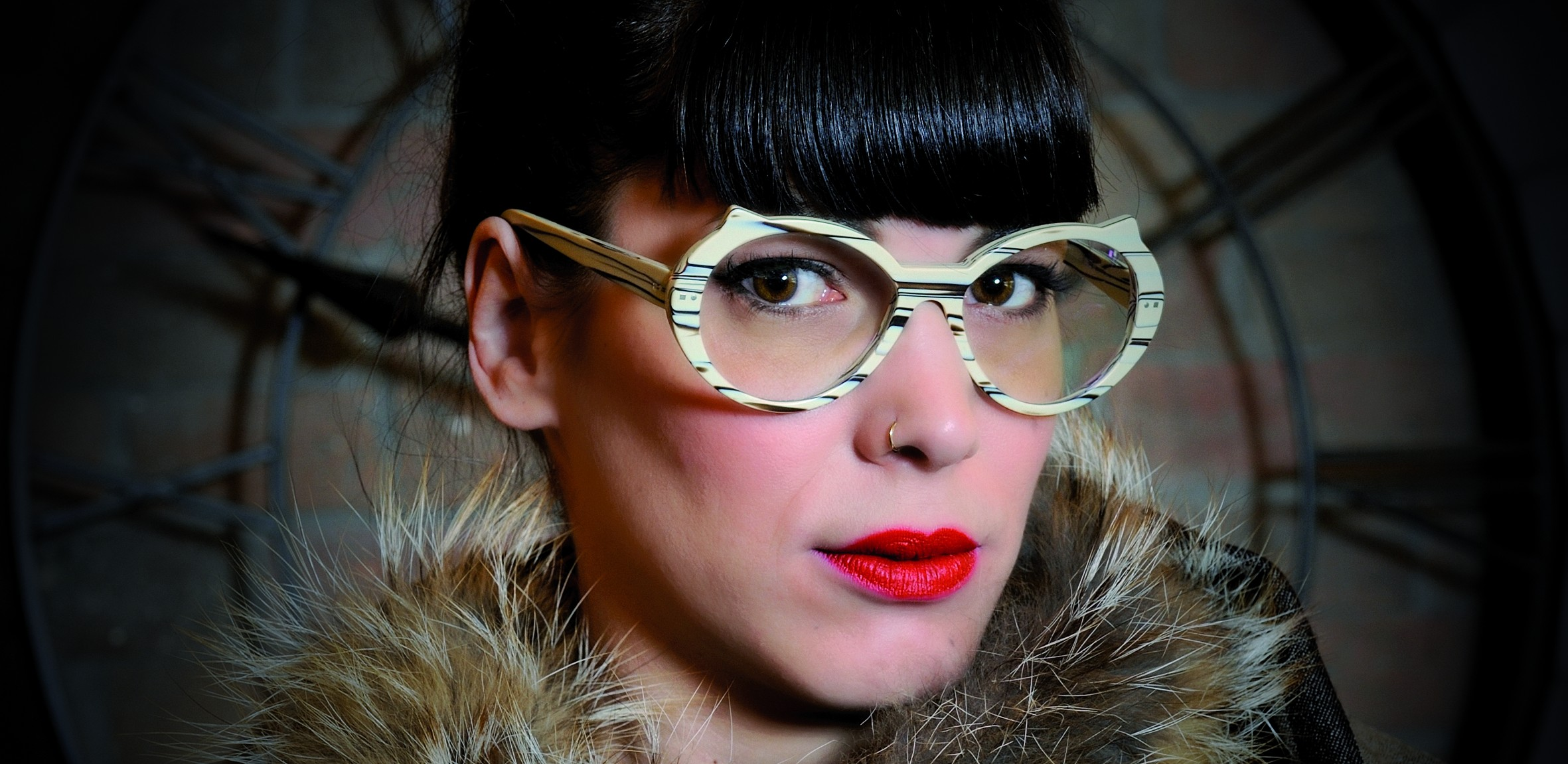 Sabine Be lunettes femme opticien Paris France The House of Eyewear