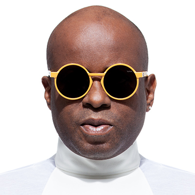 Juan Atkins Vava Eyewear Lunettes The House of Eyewear Paris