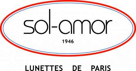 Logo Sol-Amor, Lunette, The House of Eyewear, Paris