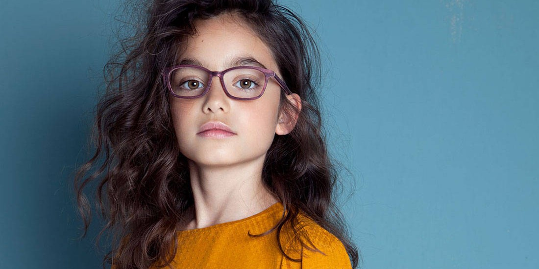 Lunette Enfant BBIG Fille Brune The House of Eyewear Paris