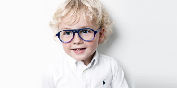 Lunettes Enfant BBIG Garcon Blond The House of Eyewear Paris