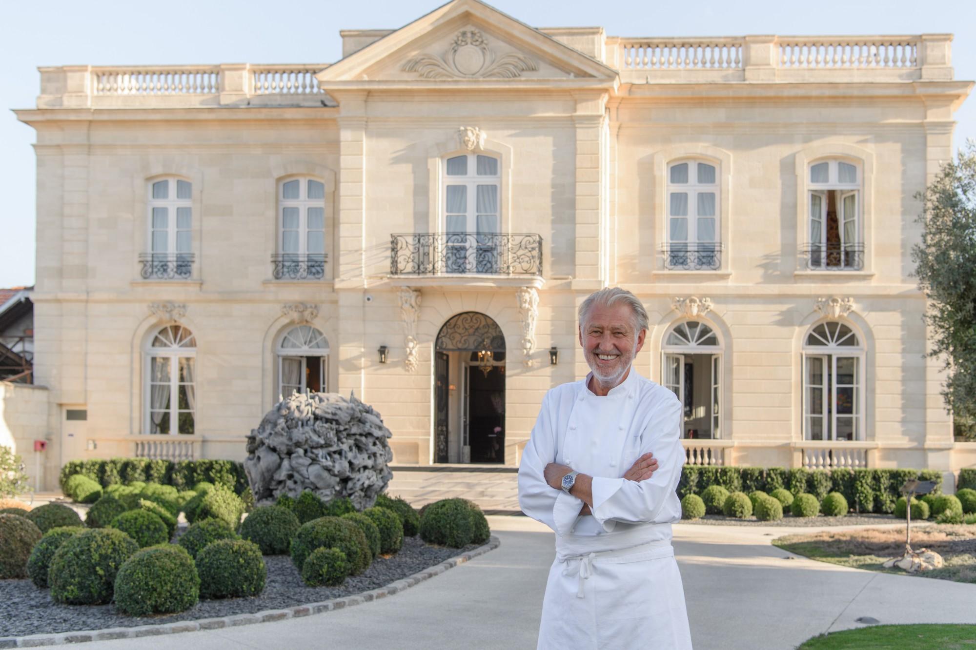 Bernard Magrez & Pierre Gagnaire La Grande Maison